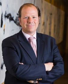 El presidente del grupo de economía colaborativa de HOTREC, Ramón Estalella.