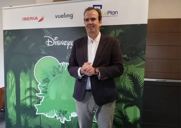Disneyland Paris formará a 3.500 agentes de España