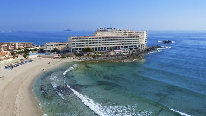 Servigroup inicia la reapertura de sus hoteles