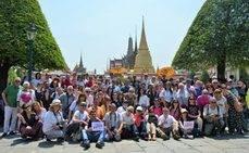Colón celebra en Tailandia su viaje de incentivos 2018