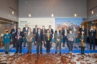 Madrid Convention Bureau homenajea a sus prescriptores en el ámbito congresual en la Recognition Night