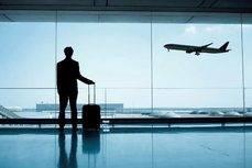 En un  viaje de negocios pueden surgir múltiples imprevistos.
