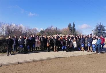 Palencia acoge el foro de gestores de la Red DTI