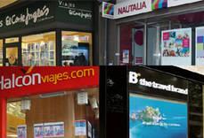 La creación de agencias pasa factura a las grandes redes, que pierden cuota en España