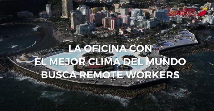Iberia Express, a por los remote workers desde las Canarias