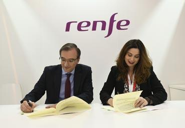 Renfe y Santander continúan su promoción