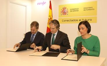 Santander y Renfe promocionan el turismo en la ciudad