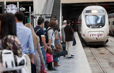 El beneficio de Renfe se dispara un 44% hasta agosto