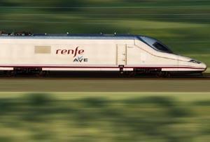 Acciones masivas de Renfe por 'e-mail' para vender productos complementarios