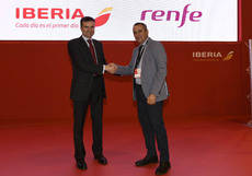 Renfe e Iberia han anunciado en Fitur la ampliación del acuerdo.