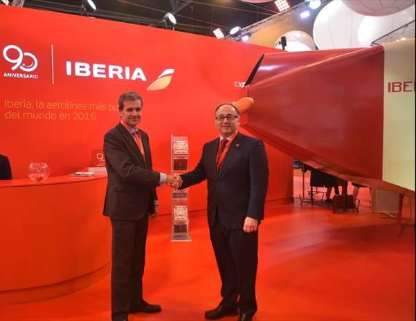 Iberia y Renfe amplían los destinos con 'avión+tren'