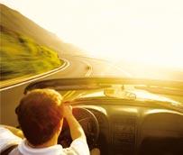 Los hábitos de conducción de los viajeros de negocios europeos