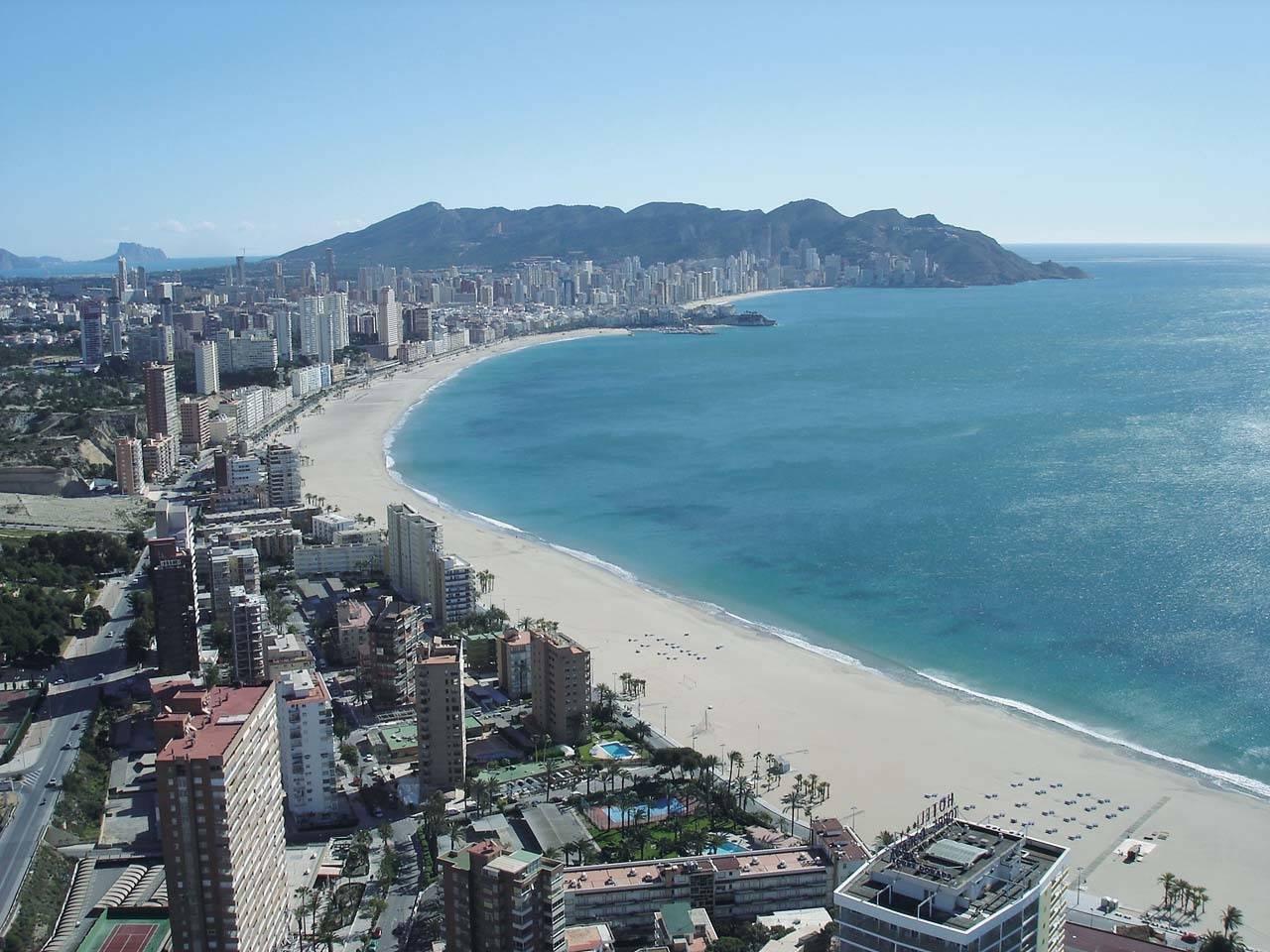 Destinos maduros de 'sol y playa', entre los más pobres