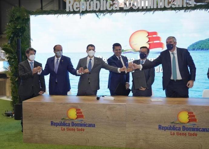República Dominicana, socio Fitur en 2022 en Ifema