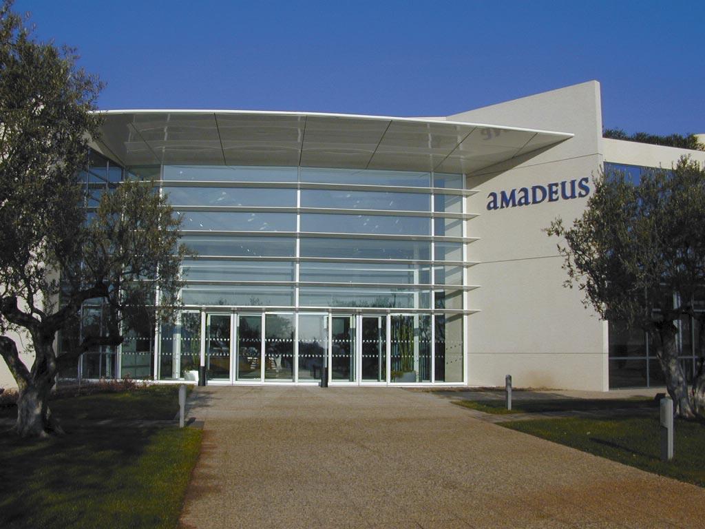 Los beneficios de Amadeus crecen cerca de un 10%
