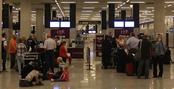 Este verano se han retrasado o cancelado más de 9.300 vuelos en España