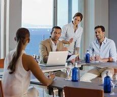 Las reuniones simples generan un gran volumen de negocio a nivel mundial.