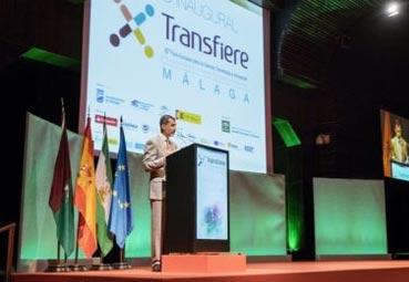 El Rey Felipe VI, presidente de Honor de Transfiere