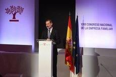 Congreso Nacional de Empresa Familiar: Casado, Garamendi, Calviño, el Rey...