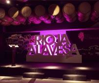 Rioja Alavesa muestra sus novedades del Sector MICE en Barcelona