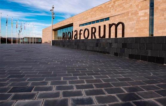 Riojaforum consigue la cifra más alta de eventos de los últimos cinco años