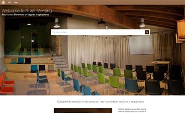 Rural Meeting crea una plataforma de reservas 'online'