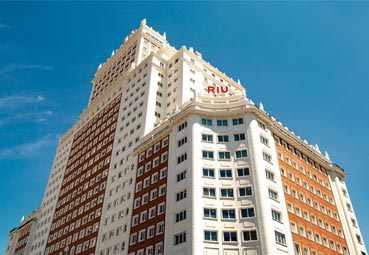 Riu Plaza España, un gran espacio para eventos en Madrid