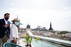 Madrid, la capital líder en gasto medio diario y por estancia turística en España