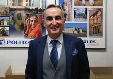 Roberto Astola trabajó en Travelplan, Iberocruceros y Costa Cruceros.