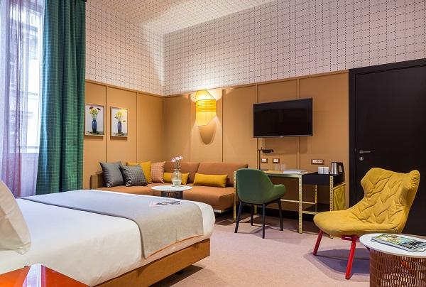 Room Mate abre un hotel en pleno Milán