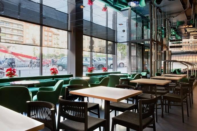 Room Mate reabre Gift Coffee en Madrid
