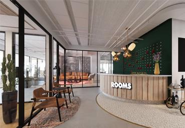Fattal Group lanza un nuevo concepto de 'coworking' para sus hoteles