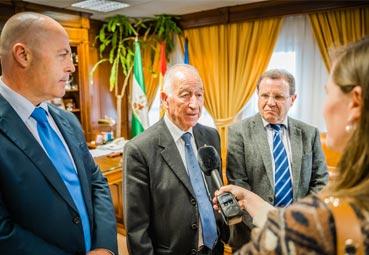 Acuerdo para potenciar el Palacio de Roquetas