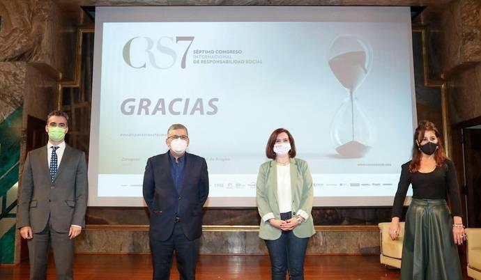 Zaragoza destaca la capacidad de ésta como destino MICE y congresual