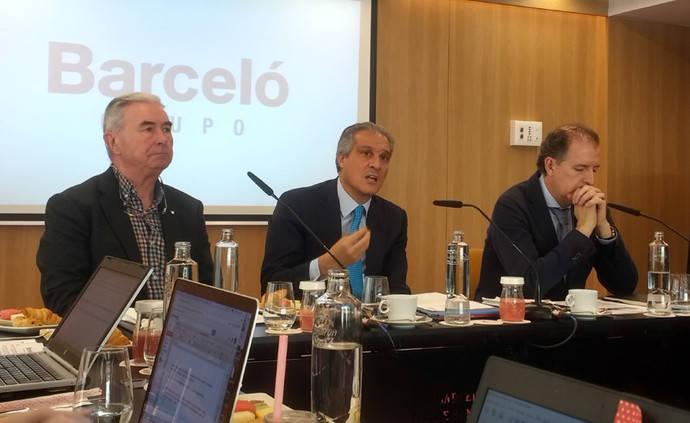 Barceló cierra 2017 con buenos resultados y diez nuevos establecimientos