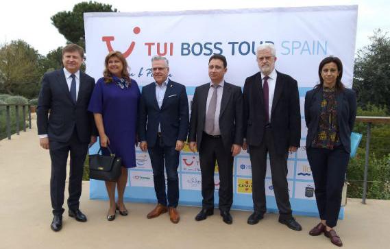 TUI Russia & CIS refuerza su apuesta por España