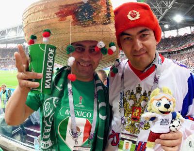 El destino Rusia saca provecho del Mundial de Fútbol