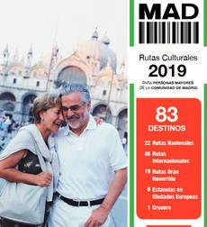 El programa de la Comunidad de Madrid mueve más de 100.000 viajeros al año.