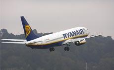 Ryanair logra más de 100 millones de pasajeros en 2015
