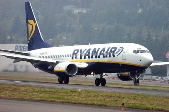El beneficio neto de Ryanair se dispara un 43% en 2015