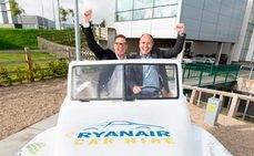 Ryanair amplía dos años su acuerdo con CarTrawler