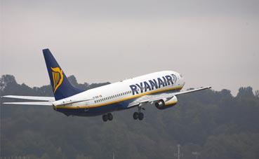 La nueva política de equipajes de Ryanair para enero