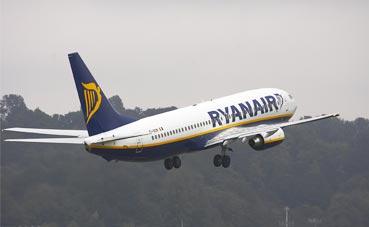 La nueva política de equipajes de Ryanair, el lunes
