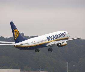 Los vuelos de Ryanair ya se pueden reservar con UATP
