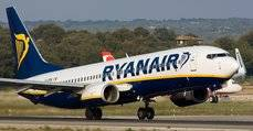 Ryanair ya tiene línea entre Vigo y Milán