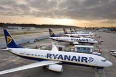 Peso creciente de Ryanair, Easyjet y Vueling en España