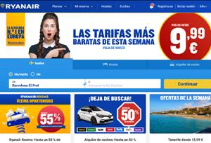 Ryanair y eDreams, marcas con más reclamaciones en sus respectivos sectores