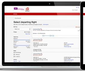 Sabre renueva su solución GetThere para ayudar a los viajeros de negocios