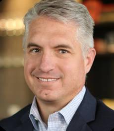 El vicepresidente senior de marketing de producto en Sabre, Brian Jorgenson.