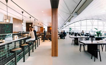 Cathay Pacific presenta nueva sala VIP en Hong Kong